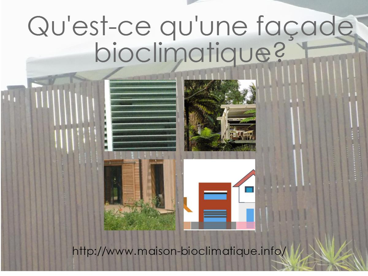 maison bioclimatique les informations indispensables