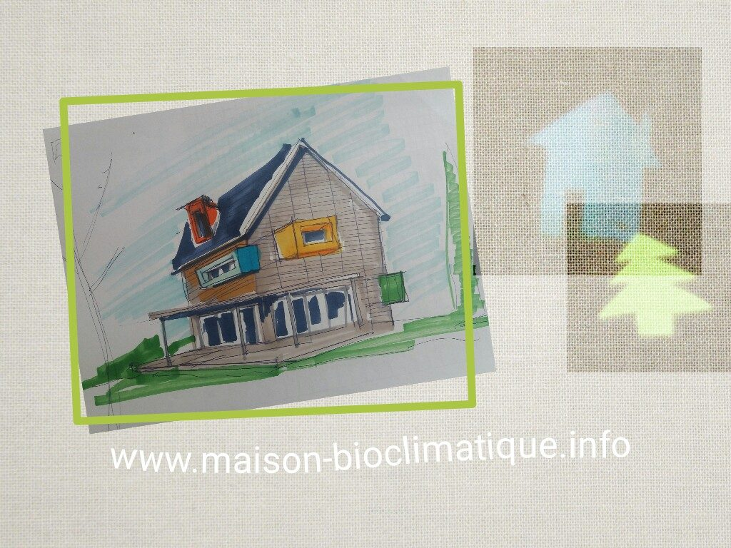 Maison a batir le bioclimatique au c ur des pr occupations for Maison a batir