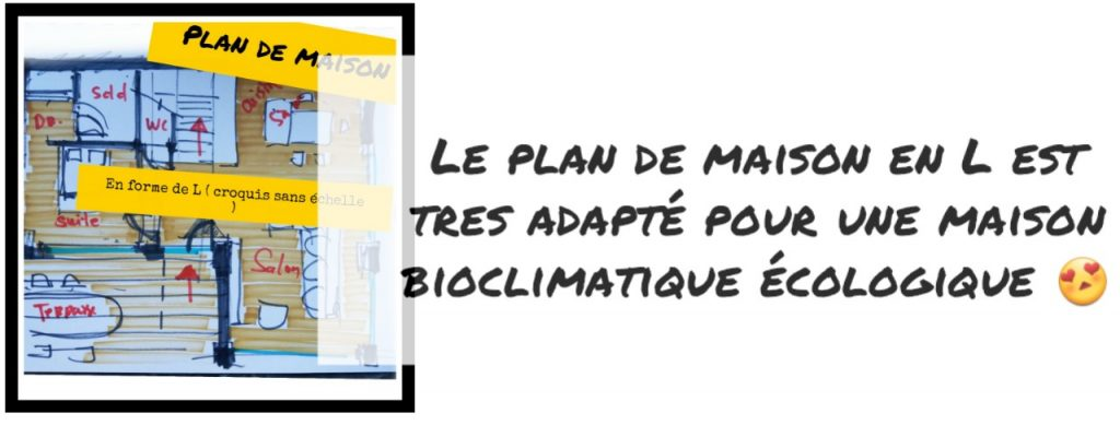 maison bioclimatique plan en L (2)